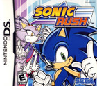 Sonic Rush - DS (Cartridge Only)