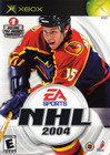 NHL 2004 - Xbox (Disc Only)