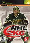 NHL 2K6 - Xbox (Disc Only)