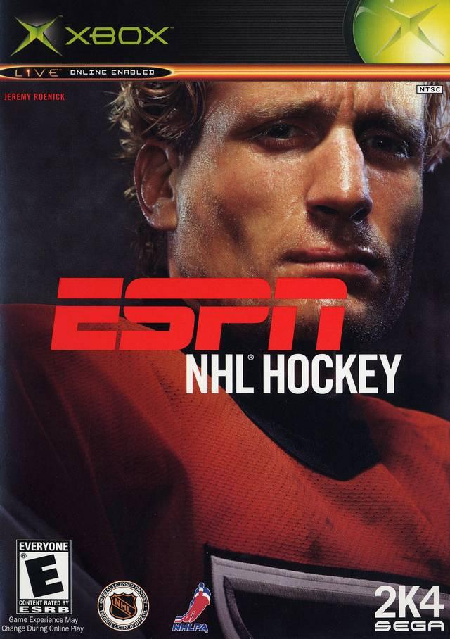 Espn Nhl Hockey Xbox Disc Only