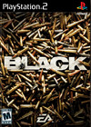 Black - PS2 (Disc Only)