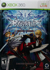 BlazBlue Calamity Trigger Limited Edition - XBOX 360