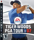 Tiger Woods PGA Tour 07 - PS3