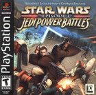 Star Wars Episode I: Jedi Power Battles - PS1