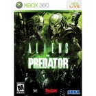 Alien Vs Predator - XBOX 360