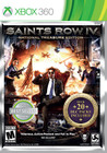 Saints Row IV: National Treasure Edition - XBOX 360
