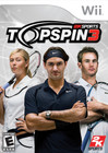 Top Spin 3 - Wii