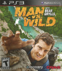 Man vs. Wild with Bear Grylls - PS3
