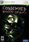 Condemned: Criminal Origins - XBOX 360