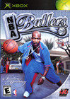 NBA Ballers - XBOX (Disc Only)