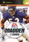 Madden NFL 2005 - XBOX (Disc Only)