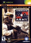 America's Army: Rise of a Soldier - XBOX (Disc Only)