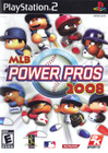MLB Power Pros 2008 - PS2 (Disc Only)