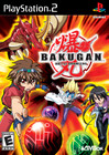 Bakugan Battle Brawlers - PS2