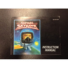 Captain Skyhawk Instruction Booklet - NES