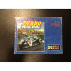 Al Unser Jr. Turbo Racing Instruction Booklet - NES