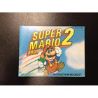 Super Mario Bros. 2 Instruction Booklet - NES