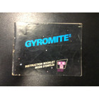 Gyromite Instruction Booklet - NES