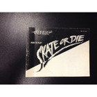 Skate or Die Instruction Booklet - NES