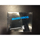 Mario Bros. Instruction Booklet - NES