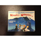 Maniac Mansion Instruction Booklet - NES