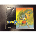 Hydlide Instruction Booklet - NES