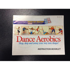 Dance Aerobics Instruction Booklet - NES