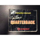 John Elway's Quarterback Instruction Booklet - NES