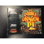 Double Dragon III Instruction Booklet - NES