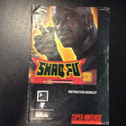 Shaq Fu Instruction Booklet - SNES