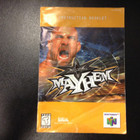 WCW Mayhem Instruction Booklet - N64
