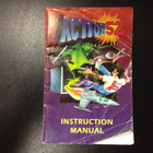 Action 52 Instruction Booklet - Sega Genesis