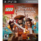 Lego Pirates of the Caribbean: The Video Game - PS3