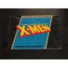 The Uncanny X-Men Instruction Booklet - NES
