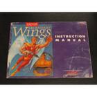 Legendary Wings Instruction Booklet - NES
