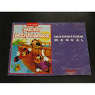 Mickey Mousecapade Instruction Booklet - NES
