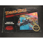Tiger-Hell Instruction Booklet - NES