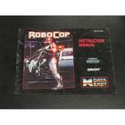 Robocop Instruction Booklet - NES