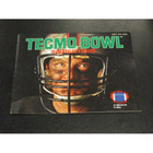 Tecmo Bowl Instruction Booklet - NES