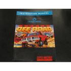 Super Off Road Instruction Booklet - SNES