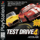 Test Drive 4 - PS1