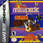 Millipede / Super Breakout / Lunar Landera - GBA (Cartridge Only)