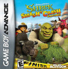 Shrek Smash n' Crash Racing - GBA (Cartridge Only)