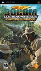 SOCOM: U.S. Navy SEALs Fireteam Bravo - PSP