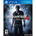 Uncharted 4: A Thief's End - PS4 (Disc Only)