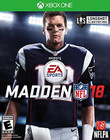 Madden NFL 18 - Xbox One {Brand New}
