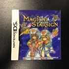 Magical Starsign Instruction Booklet - DS