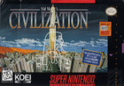 Sid Meier's Civilization - SNES [CIB]