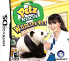 Petz Rescue: Wildlife Vet - DS