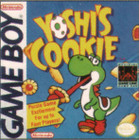 Yoshi's Cookie - GAMEBOY (Cartridge Only)